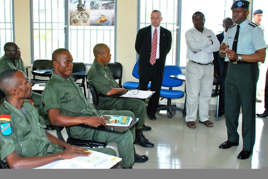 Les notes de Jean-Pierre Mbelu: Il n' y a pas de «guerre contre le terrorisme» au Kongo-Kinshasa