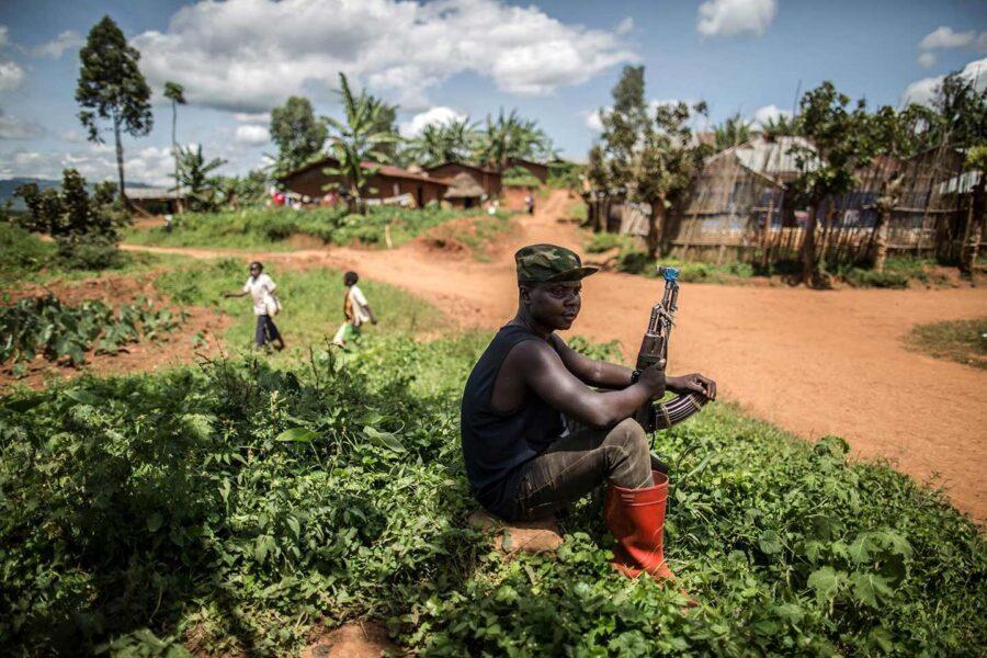 Les fondements de la guerre de basse intensité au Kongo-Kinshasa