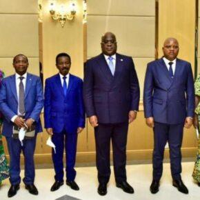 Les notes de Jean-Pierre Mbelu: Quand nous parlons du «pouvoir-os» au Kongo-Kinshasa, c'est ça !