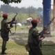 Le 26 novembre 2011, la police politique de  ''la kabilie'' tirait sur les Congolais(es)