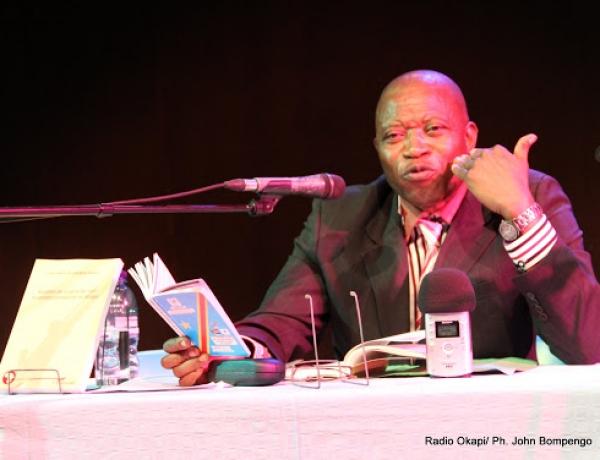 Prof André Mbata Mangu : L'article 70 ne parle pas de l'élection, mais de l'installation effective du nouveau Président élu.