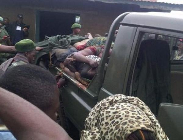 «Beni:  J'accuse la classe politique congolaise de crime …»