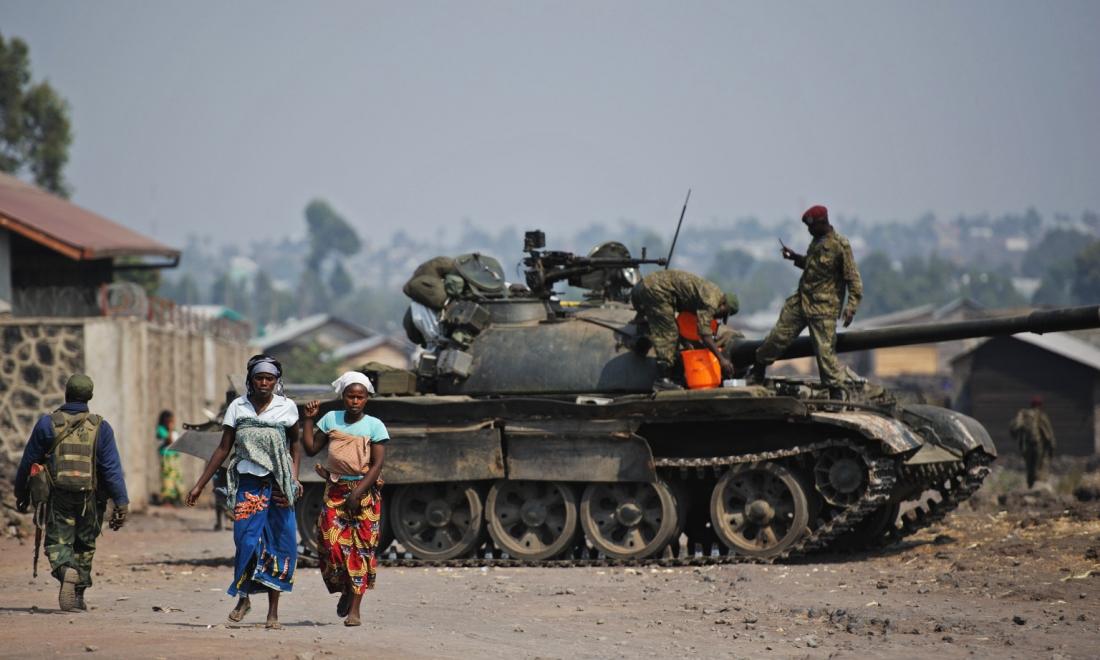 RD Congo: 2016, C'est la guerre qui nous attend