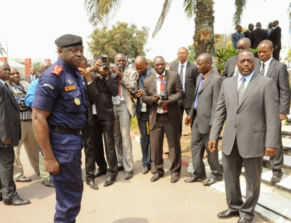 Le Congo-Kinshasa et la logique binaire