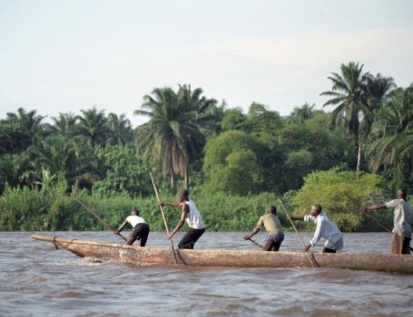 """Le Congo """"Rez-de-chaussée"""" (RDC) et ses provinces hydrauliques"""