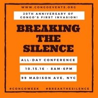 Congo: 20th Year Anniversary Commemoration of the First Invasion – New-York, October 15th, 2016