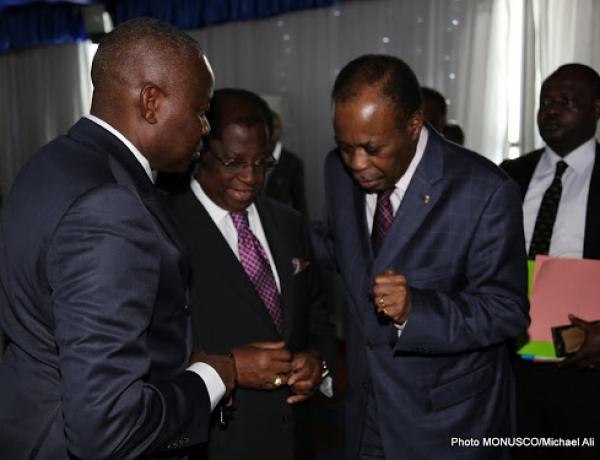 Le Congo-Kinshasa et le temps de pourrissement