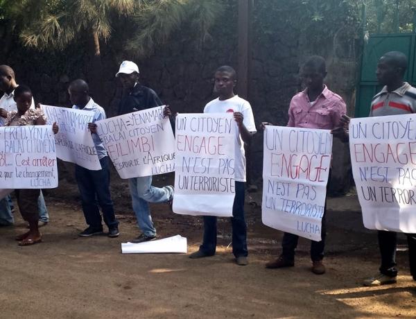 Ben Kabamba de Filimbi : «Nous sommes rentrés dans la clandestinité»
