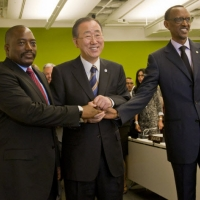Le Congo-Kinshasa et les FDLR. Renvoyer Kabila et l'ONU dos à dos